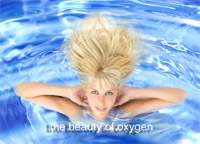 skin care products - neaclear liquid oxygen skin care products